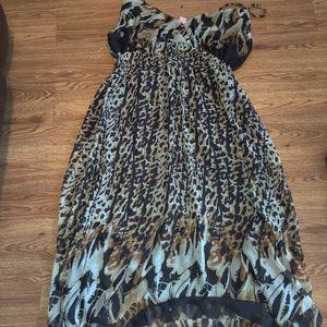 Shescool Maxi Dress